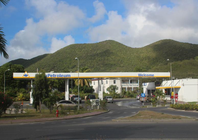 Front Page Belvedere Gasstation