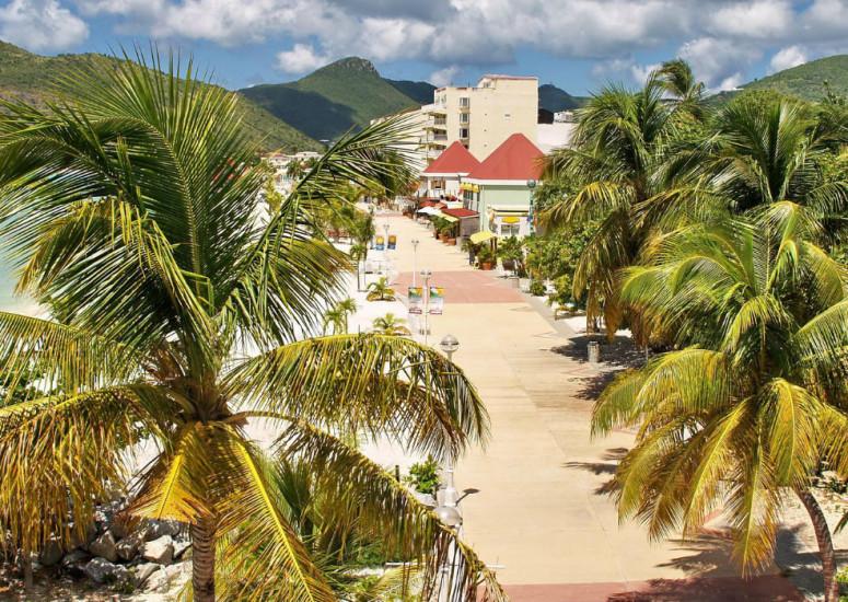 Boardwalk upper overview