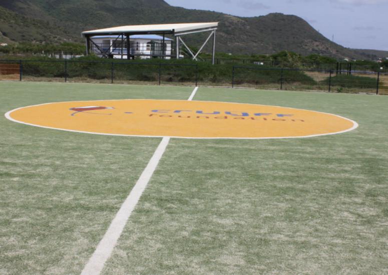 Cruyff field sxm